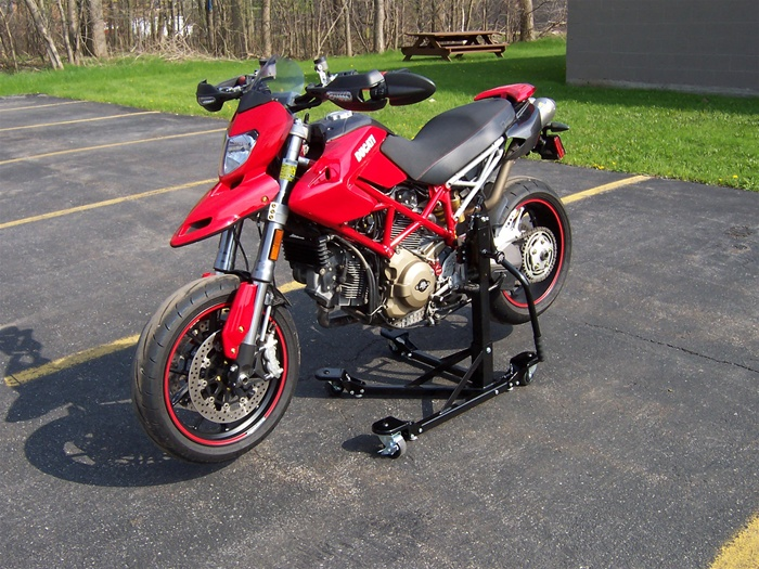 Ducati Motorcycle Stand