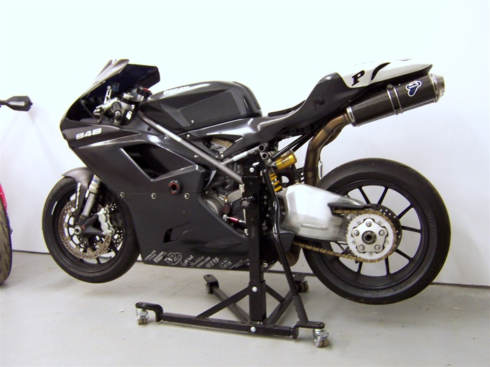 MotoMfg paddock stand Ducati